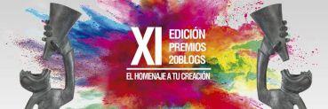 un blog didáctico en el que una pareja enseña inglés se alza con el premio en la xi edición de los premios 20blogs