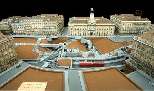¿te interesa la arquitectura? esta es tu exposición.
