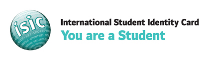 isic, el carné de estudiante más internacional