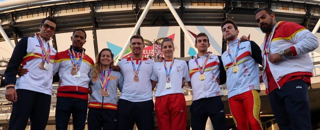 11 medallas el campeonato del mundo de atletismo paralÍmpico