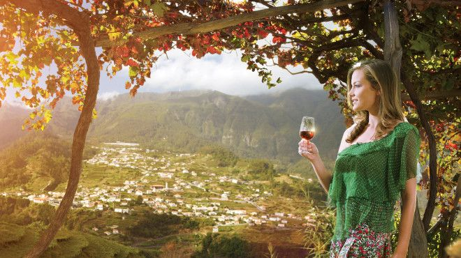 fiesta del vino de madeira