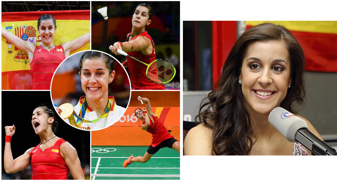 las deportistas españolas, en pleno auge
