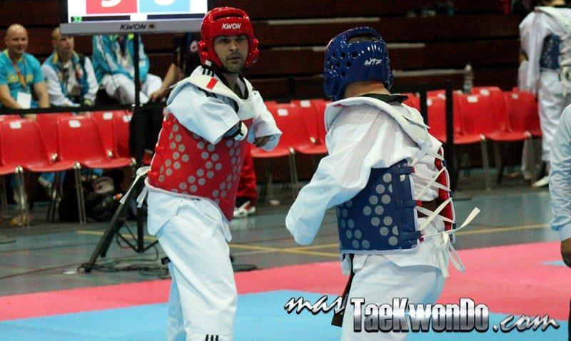 Álex vidal campeÓn del mundo de taekwondo paralÍmpico