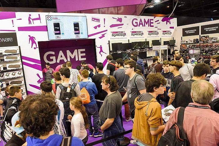 madrid gaming, cierra con 104.000 asistentes