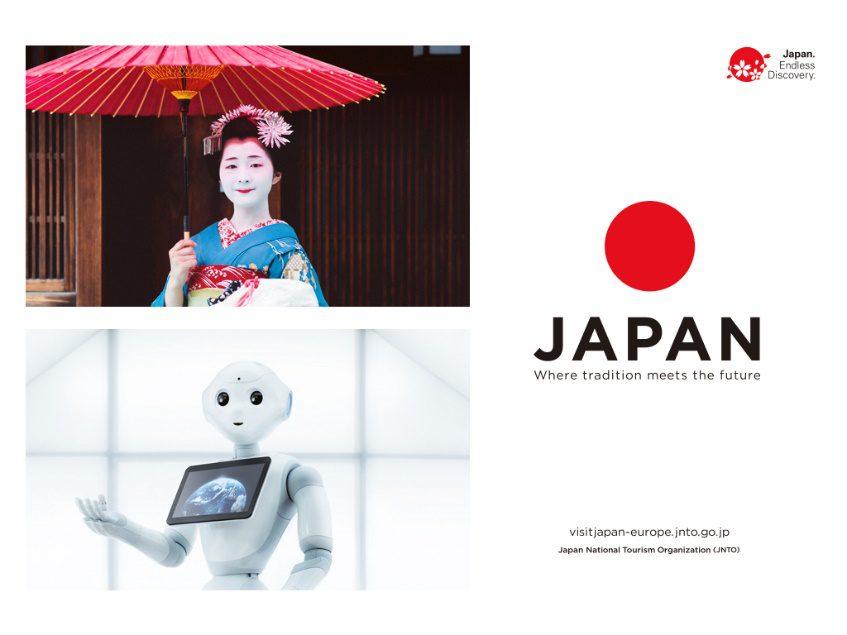 turismo de japón crea un video de realidad virtual 360º para descubrir el país