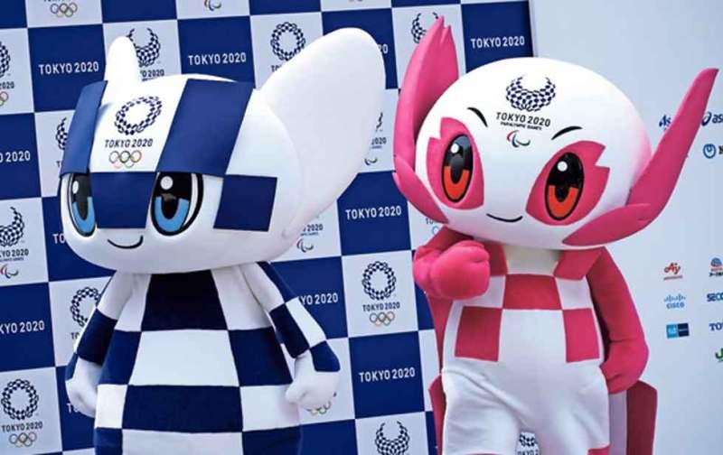 toyota presenta tokio 2020 a sus mascotas: miraitowa y someity