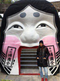 dos creativas espaÑolas, trabajando en japÓn