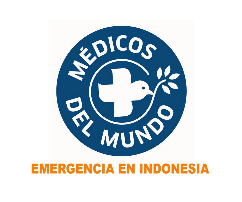 mÉdicos del mundo : ayuda para indonesia