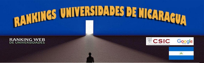 ranking web universidades de nicaragua