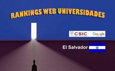 ranking web universidades de el salvador