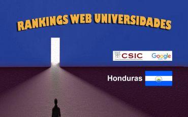 ranking web universidades de honduras