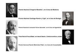 convocatoria de lospremios nacionales de investigación 2019