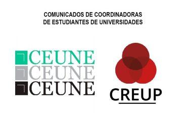 comunicados estudiantes universitarios sobre becas y ayudas publicas