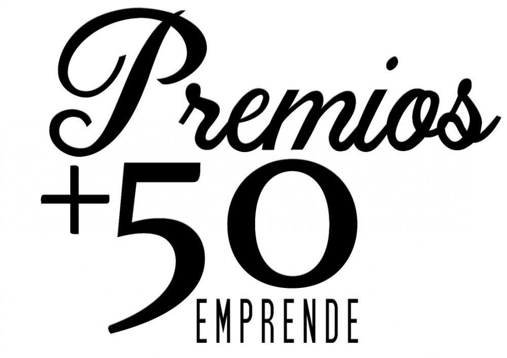 """""""premios +50 emprende"""" busca de personas mayores de 50 años con iniciativas de emprendimiento."""