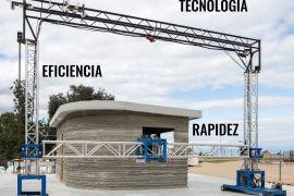 upv construye la primera casa impresa en 3d de África