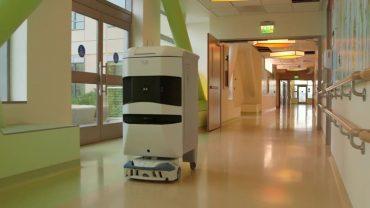 los robots fuerza laboral hospital de stanford