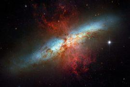las galaxias siguen el ritmo de un concierto cósmico
