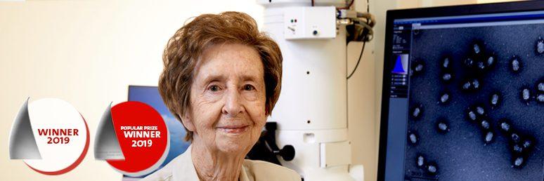 Margarita Salas, una vida dedicada a la investigación,