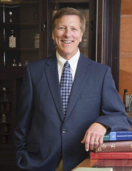 El-profesor-de-la-Facultad-de-Farmacia-Bill-Williams-