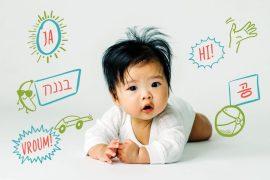 los niños adquieren el lenguaje de manera diferente