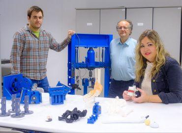 ur, la inteligencia artificial aplicada al diseño de prótesis