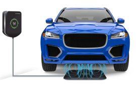 próxima generación de carga inalámbrica para vehículos eléctricos.