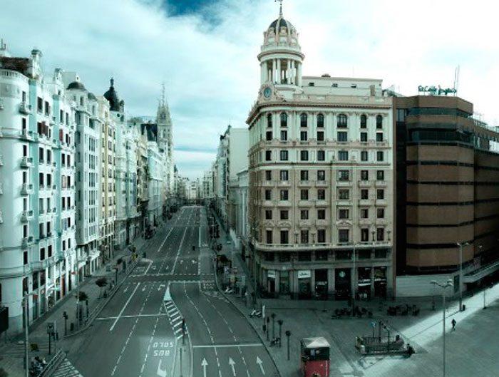 upc, la polución se redujo un 50 % en barcelona y un 62 % en madrid