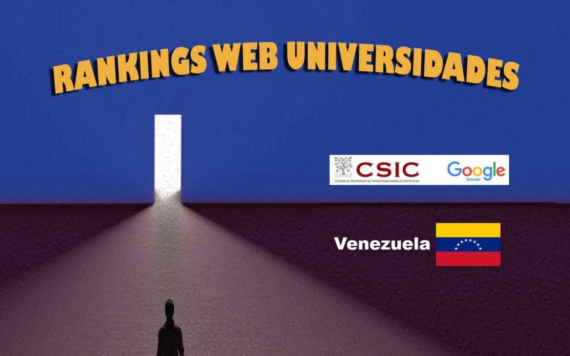 ranking web de universidades 2020: venezuela