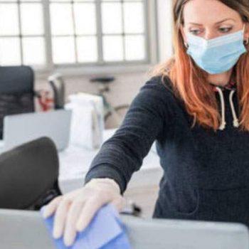 Las mascarillas reducen el riesgo de contagio entorno al 40%