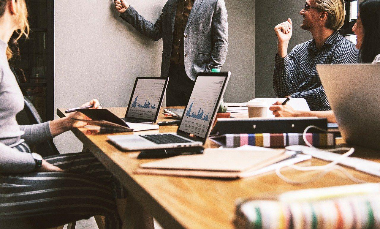 la oficina : cómo y dónde se realizará el trabajo