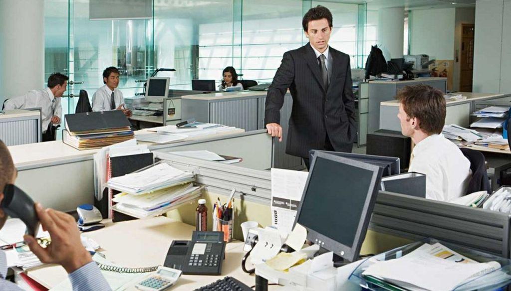 Oficina y trabajo