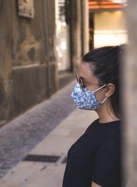 mit , las máscaras faciales