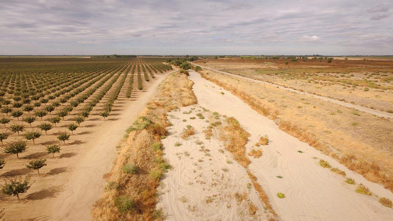 stanford, reequilibrio de la tierra agrícola y natural