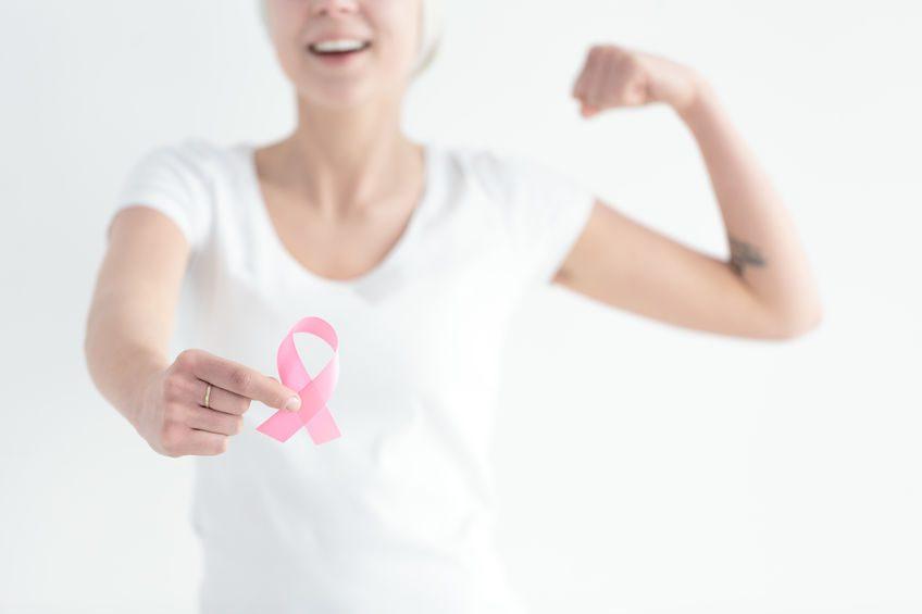 algunas células cáncer de mama vía nuevos tratamientos