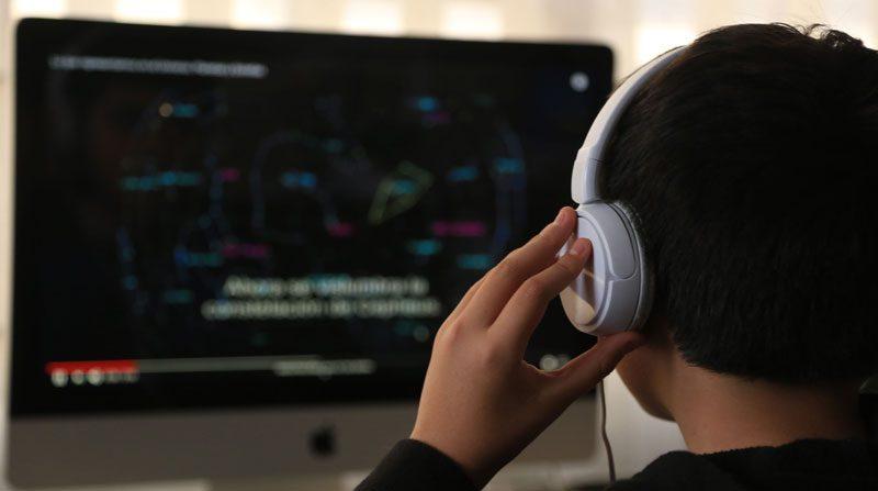 tec, educación virtual pausa para la ansiedad social