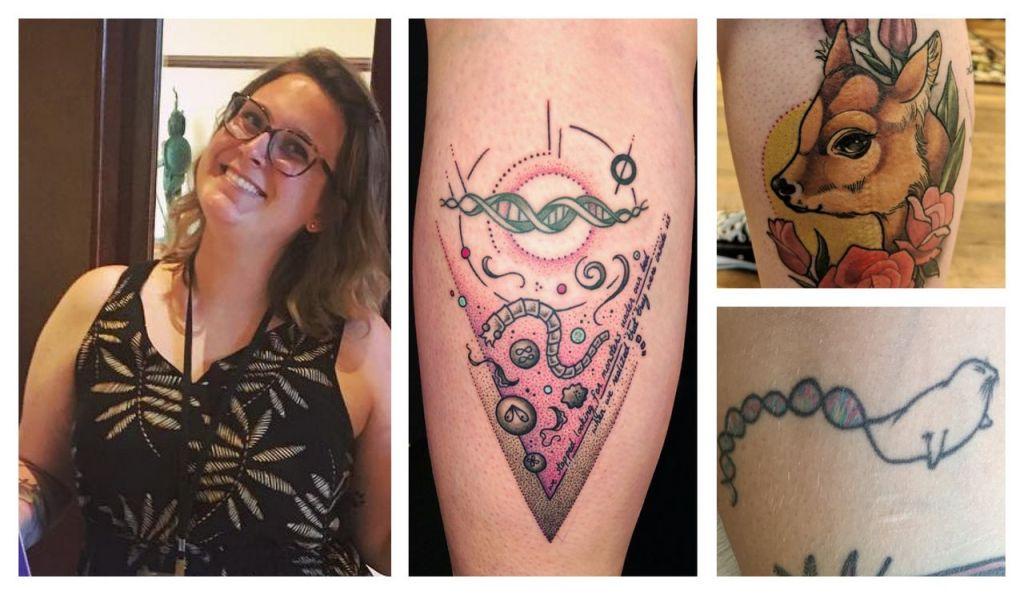 escrito y tatuado en la piel