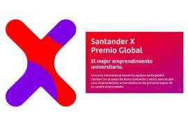 santander x global award 2020