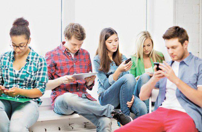 los administradores de redes sociales no están bien