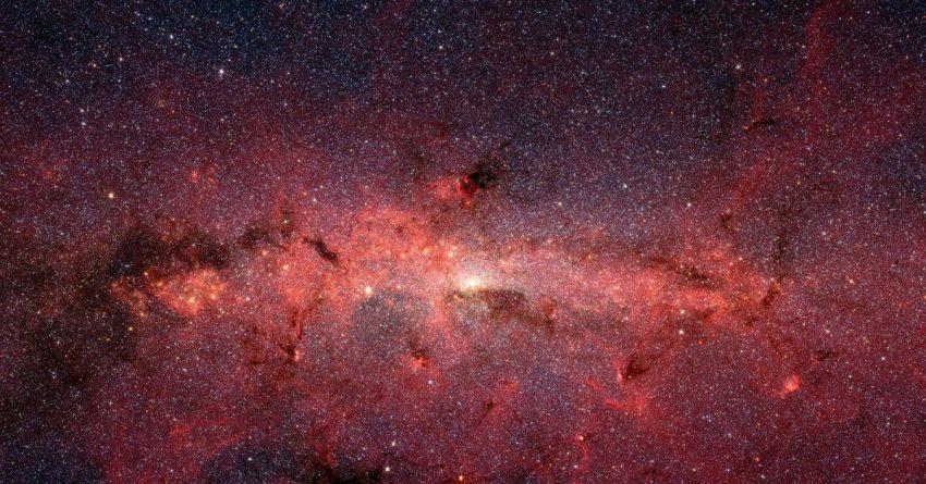 Descubren en el espacio molecula origen de la vida1