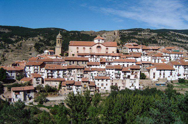 Linares de Mora Teruel