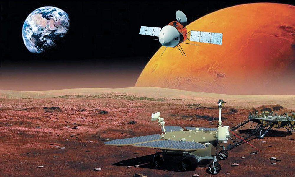 Nueva tecnología reduce a meses el viaje a Marte