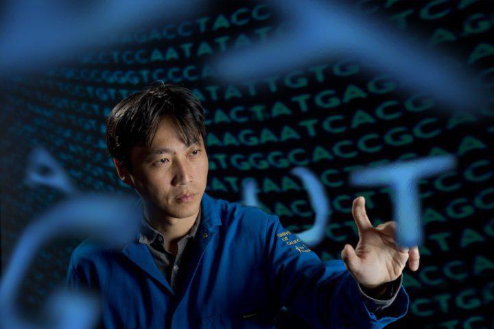 Chang Liu en UC Irvine