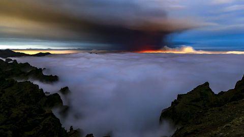 El CSIC despliega sus equipos a la erupcion del volcan La Palma2