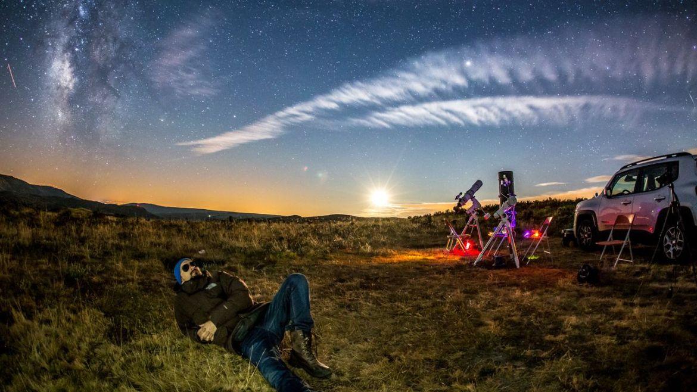 Enjambres de satelites amenazan el cielo nocturno2