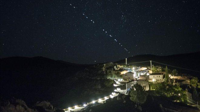 Enjambres de satelites amenazan el cielo nocturno3