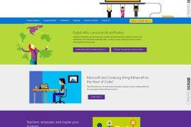 microsoft hace balance anual de su apuesta educativa
