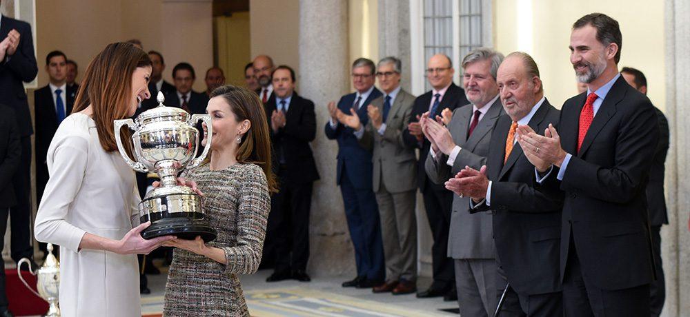 Éxitos y valores se unen en la entrega de los premios nacionales del deporte