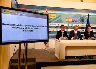 informe oficial ministerio de educación, cultura y deporte, pisa 2015