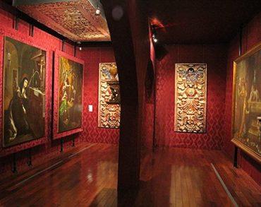 el museo de el carmen exhibe por primera vez ocho cuadros de villalpando