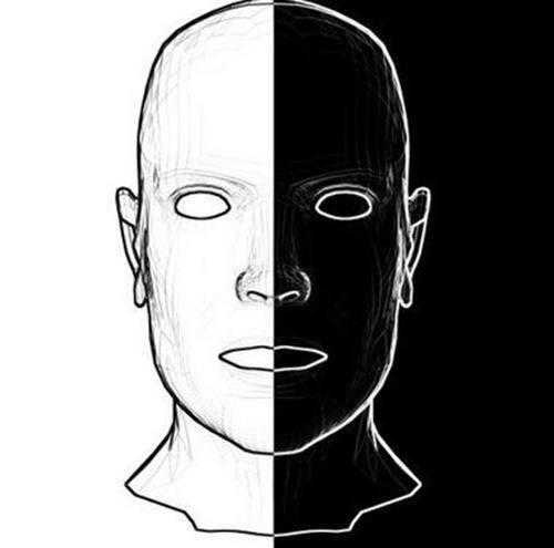 conducta todo o nada, blanco o negro